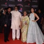 Stardust Awards 2016: Shah Rukh Khan gets clicked with Aishwarya Rai Bachchan and Amitabh Bachchan and it's picture perfect - view pics!