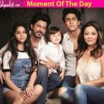Shah Rukh Khan breaks the internet with these GLORIOUS family portraits