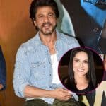 Shah Rukh Khan and Sunny Leone's Twitter chat CANNOT be missed!