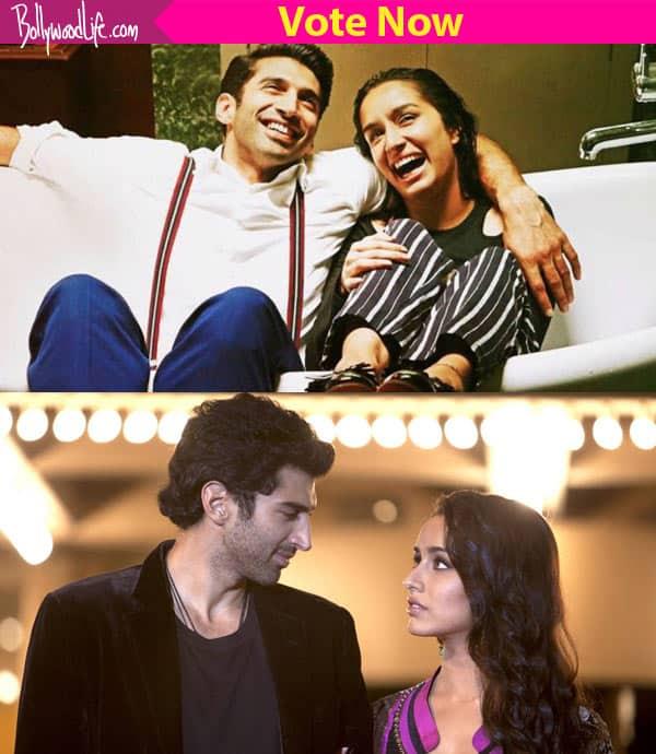 OK Jaanu's Enna Sona or Aashiqui 2's Tum Hi Ho – Which Arijit-Aditya-Shraddha song do you like better?