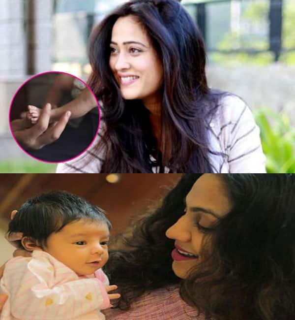 Shweta Tiwari, Manasi Parekh, Shveta Salve -The pictures of these HOT mommies with their babies will make you go Aww..
