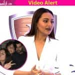 Sonakshi Sinha's angry reaction on linkup with Bunty Sajdeh will leave you confused- watch video