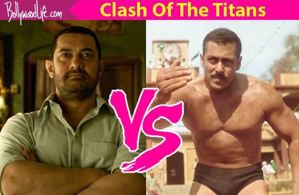Aamir Khan's Dangal vs Salman Khan's Sultan: Decoding the box office battle