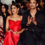 These pictures of Sushant Singh Rajput and Kriti Sanon from Star Screen Awards will make you question their 'Just Good Friends' stand
