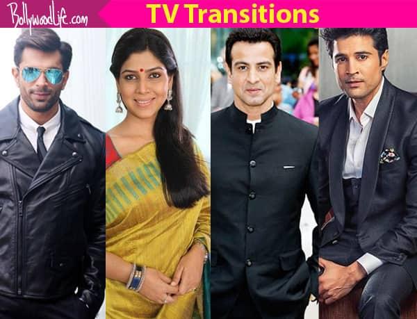 Dangal's Sakshi Tanwar, Ram Kapoor, Ronit Roy, Rajeev Khandelwal – TV actors in films!