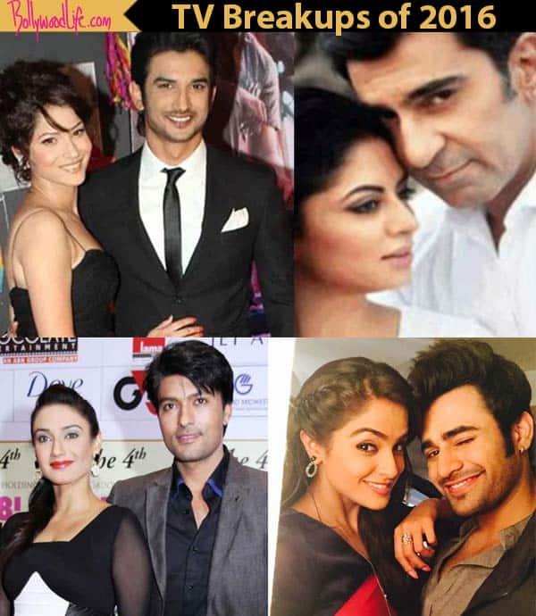 Rashami Desai Nandish Sandhu Anas Rashid Rati Pandey Kavita Kaushik Nawab Shah Tv S Who Called It Quits In 2016 Bollywoodlife
