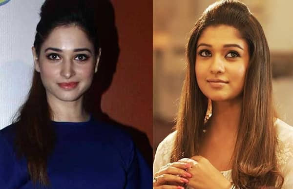 Nayanthara and Tamannaah Bhatia SLAM Kaththi Sandai's director for his misogynistic comments