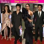 Deepika, Alia, Sushant, Varun dazzle at Star Screen Awards - view HQ Pics