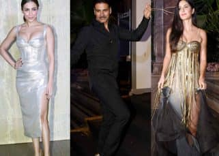 Katrina and Malaika's pumps, Akshay Kumar's cheetah printed loafers - 5 shoes we would like to steal from celebs at Manish Malhotra's 50th birthday bash