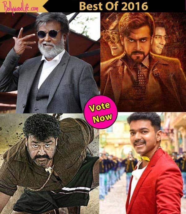 Rajinikanth, Mohanlal, Vijay, Suriya, Vikram, Dhanush, Karthi – who is the best performer of 2016?