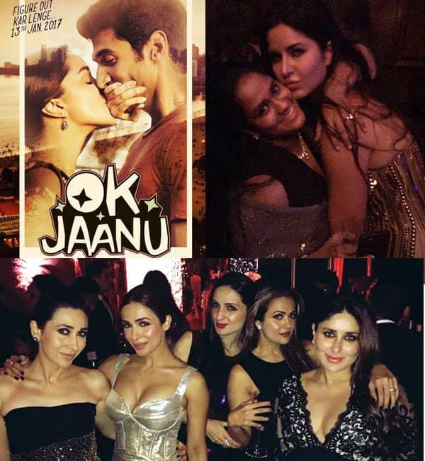 Kareena Kapoor Khan and her girl gang at Manish Malhotra's 50th birthday bash, OK Jaanu poster- here's what happened on Bolly Insta this week