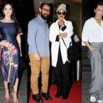 Sonakshi Sinha, Sunny Leone, Rekha watch Dangal with Aamir Khan - view HQ pics