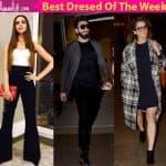 Deepika Padukone, Ranveer Singh, Kangana Ranaut - meet the best dressed celebs of the week
