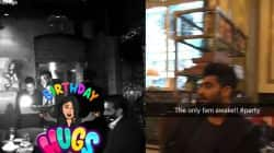 Sonam Kapoor, Arjun Kapoor gear up to celebrate Anil Kapoor's 60th birthday in London – watch video