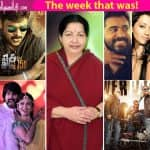 Jayalalithaa's demise, Khaidi no 150 teaser - meet the top 5 newsmakers of this week