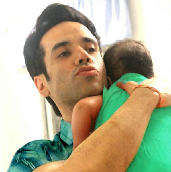 Tusshar Kapoor: My parents are better grandparents than they were parents because back then, things were different