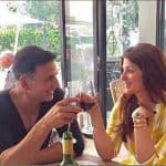 Here's how Akshay Kumar celebrated Twinkle Khanna's birthday - view pic
