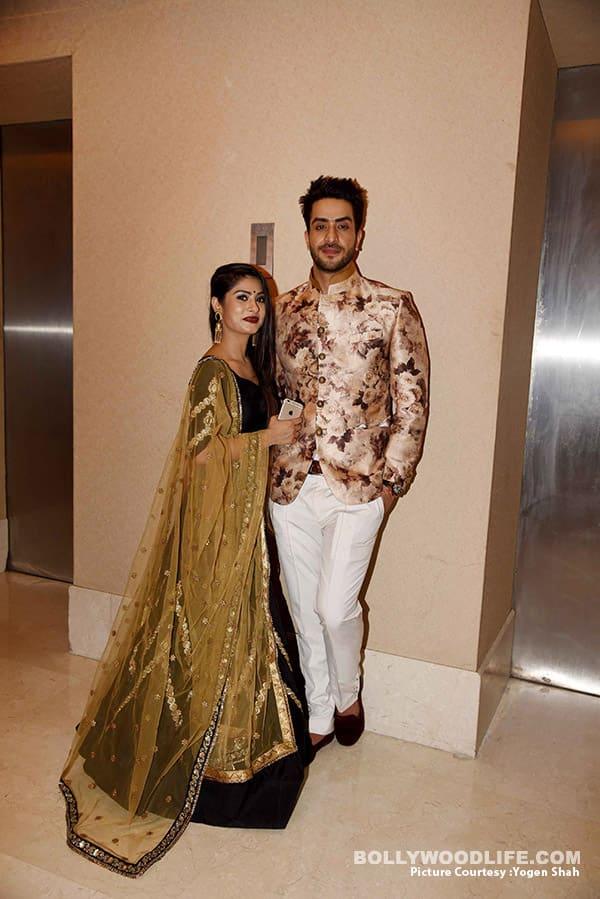 Kishwer Merchantt And Suyyash Rais Wedding Reception Was A Lavish