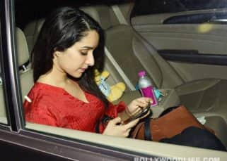 Shraddha Kapoor, Arjun Rampal spotted outside Farhan Akhtar's house; is Rock On 3 on the cards?