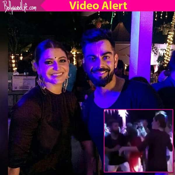 Virat Kohli BEATS Anushka Sharma on the dance floor at Yuvraj Singh and Hazel Keech's wedding – watch video