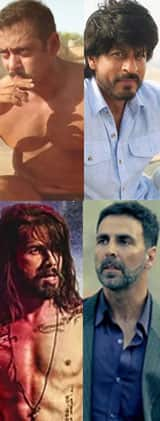 Shah Rukh, Salman, Akshay, Shahid - vote for your Best Actor of 2016 now