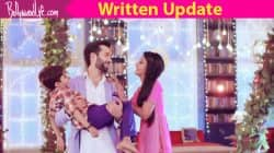 Ishqbaaz 16 January 2017 Written Update of Full Episode: Shivaay and Anika are trapped in a jungle and have an emotional confrontation