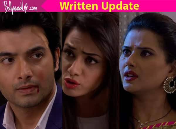 Kasam Tere Pyaar Ki 8th December 2016 Written Update, Full Episode: Rishi throws Tanuja out of the house AGAIN while Malaika plans to kill her