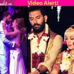 From pheras to first dance - catch all the action of Yuvraj Singh and Hazel Keech's Goa wedding