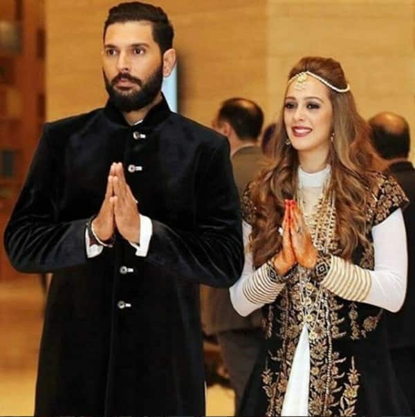 Yuvraj Singh Hazel Keech marriage in Punjab 2