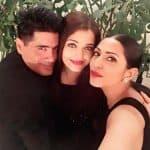 Aishwarya Rai Bachchan and Karisma Kapoor look stunning at Manish Malhotra's 50th bash - view inside pics!