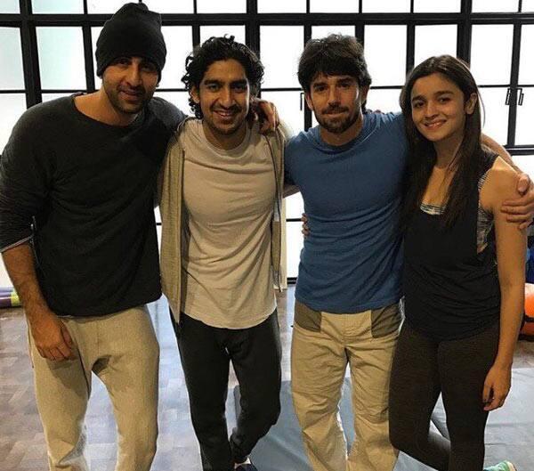 Alia Bhatt and Ranbir Kapoor begin work on Ayan Mukerji's next