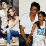 20 pictures of Shah Rukh Khan that beautifully trace the Khantastic journey of his family over two decades