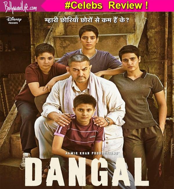 Dangal Celebs Review: Aamir Khan's Dangal has received thumbs up from the Bollywood industry, Celebs like Javed Akhtar, Shabana Azmi, Karan Johar applaud Aamir Khan's latest offering