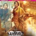 Box Office Collection: विद्या बालन की 'कहानी-2' ने 4 दिन में कमाये 19.01 करोड़ रुपये !!