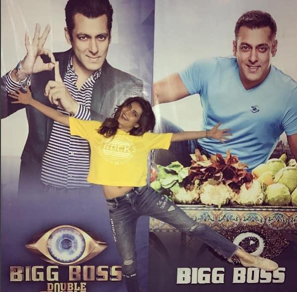Karishma Tanna heads to Bigg Boss 10  – view pics
