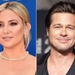 Kate Hudson and Brad Pitt are NOT expecting a child together