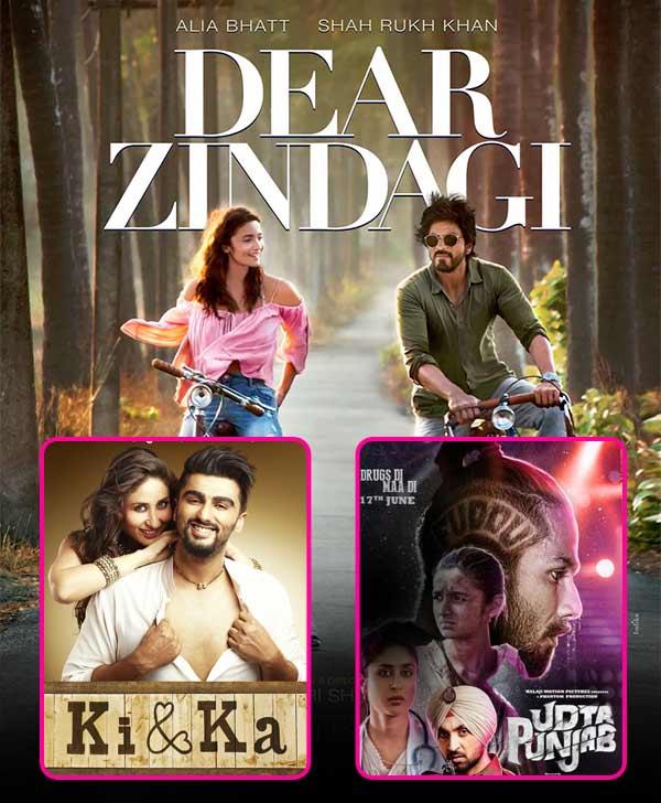 Dear Zindagi beats the lifetime collections of Kareena Kapoor's Ki & Ka and Shahid Kapoor's Udta Punjab