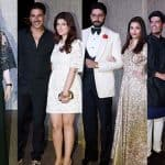 Shah Rukh Khan, Kareena Kapoor Khan, Akshay Kumar, Aishwarya Rai Bachchan shine at Manish Malhotra's 50th birthday bash - view HQ pics