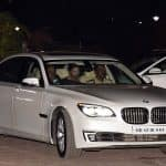 Shah Rukh Khan attends Rani Mukerji's daughter Adira's first birthday party- view HQ pics