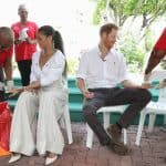 Rihanna and Prince Harry take the HIV test together