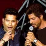 Shah Rukh Khan and Sachin Tendulkar's banter at the Cold Play Concert is too good to miss - watch video