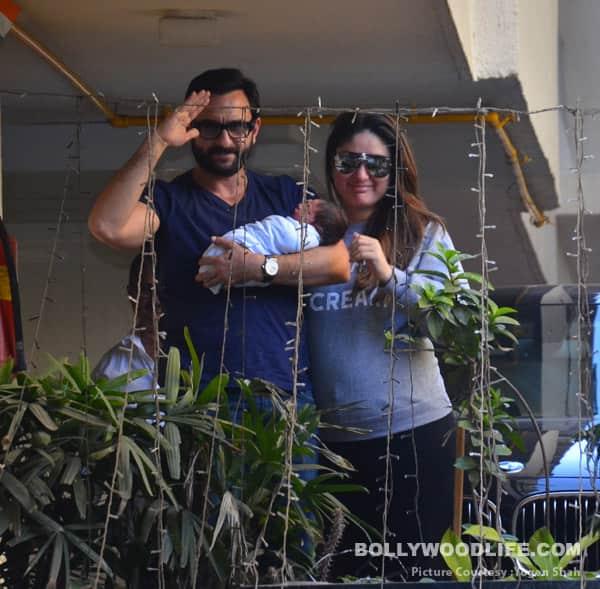 Kareena and son Taimur to accompany Saif to Chef's Europe schedule ?