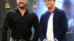 Shah Rukh Khan and Salman will host Screen Awards