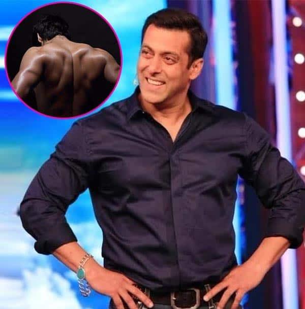 Salman Khan welcomes Suniel Shetty's son Ahan Shetty with a smokin' hot picture