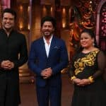 After Ranveer Singh refuses to come to Comedy Nights Bachao Taaza, Krushna Abhishek aims for Shah Rukh Khan