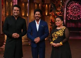 After Ranveer Singh refuses to come on Comedy Nights Bachao Taaza, Krushna Abhishek aims for Shah Rukh Khan