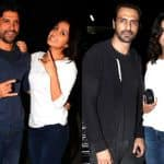 Shraddha Kapoor and Farhan Akhtar go on a double date with Arjun Rampal and his wife Mehr Jesia