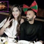Sonam Kapoor and rumoured boyfriend Anand Ahuja celebrate Anil Kapoor's 60th birthday in London - view pics