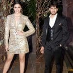 What happened when Alia Bhatt and Sidharth Malhotra met at Manish Malhotra's 50th birthday bash? View pics
