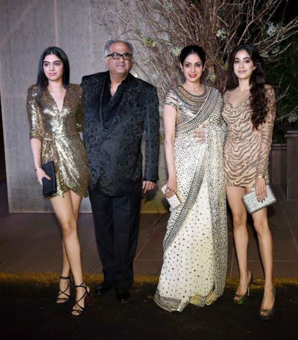 Golden girls Jhanvi Kapoor and Khushi Kapoor make heads turn at Manish Malhotra's 50th birthday bash – view HQ pics